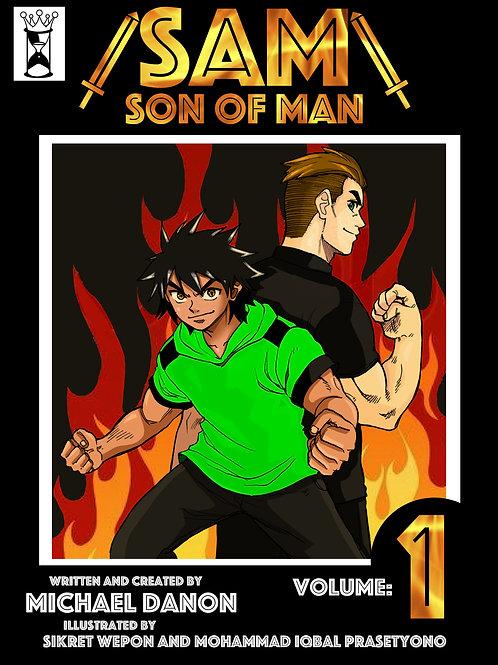 Sam Volume 1 Chapters 1-3