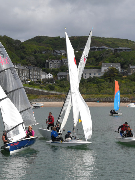 Friday 3rd Sept - Open meeting for anyone interested in Sailing