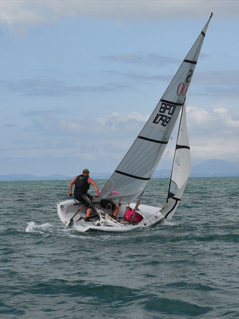 A Fabulous Weekend of Sailing. View the Gallery.