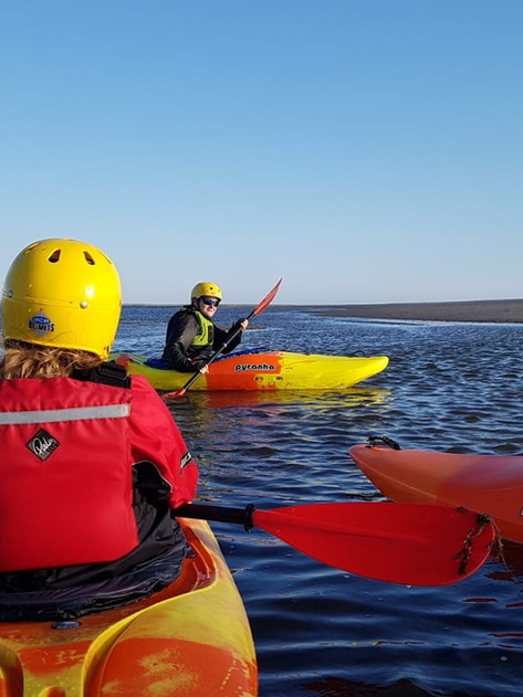 2019-The start of our Paddling Section