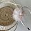 Thumbnail: Mixed Tulle Pompom Headband