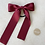 Thumbnail: Ribbonie Tail Bow Hair Tie