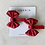 Thumbnail: Two Small Butterfly Bow Clip Set