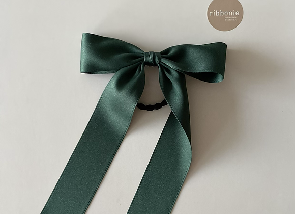 Ribbonie Tail Bow Hair Tie
