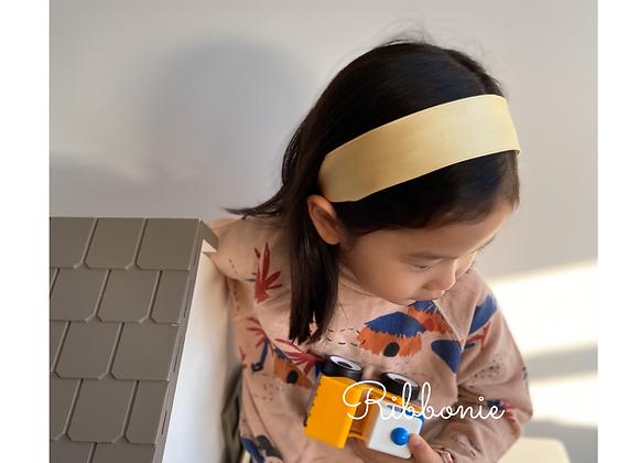 Wide Silky Simple Headband