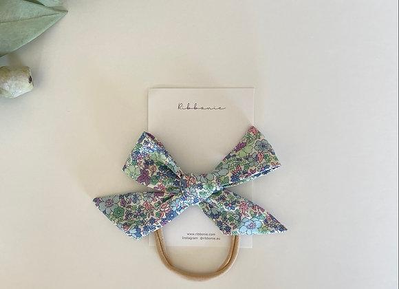 Baby Floral Bow Headband
