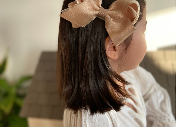 Organza Volume Bow