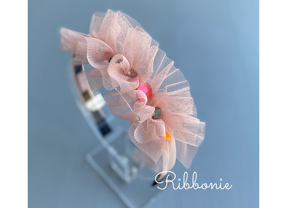 Princess Tulle Headband
