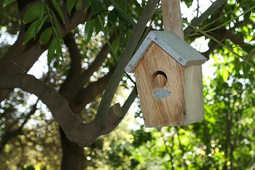 Vogelhaus bauen