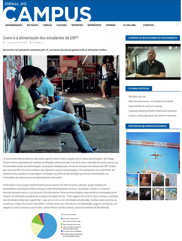 Jornal do Campus USP