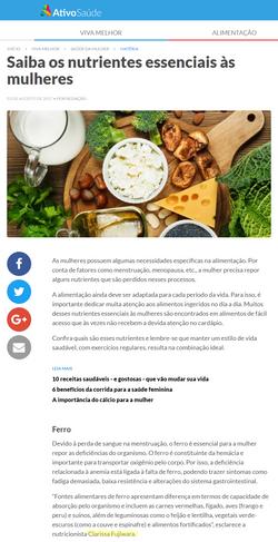 Portal Ativo Saúde