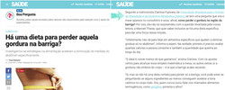 Revista Saúde - Boa Pergunta