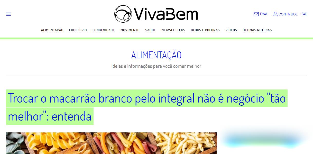 UOL VivaBem