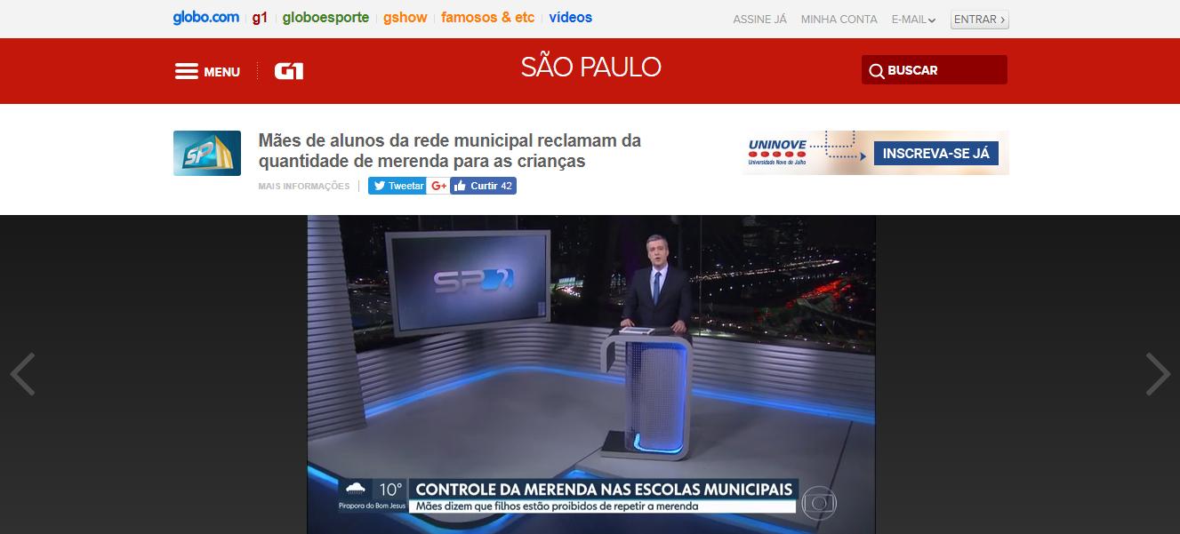 Jornal SPTV