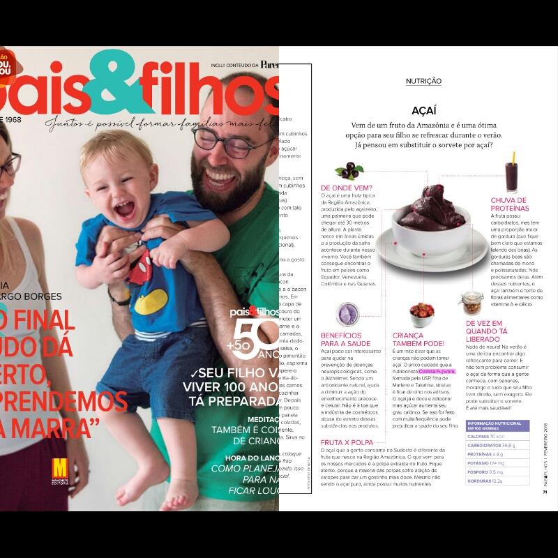 Revista Pais&Filhos
