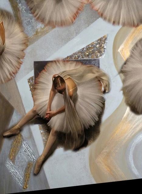 Danseuse Losange