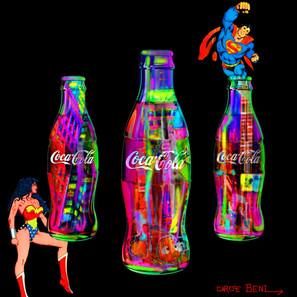 COCA COMICS