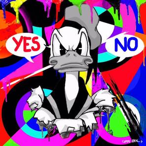 DONALD ALUMINIUM YES / NO