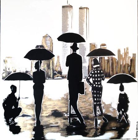 RAIN FOR NY