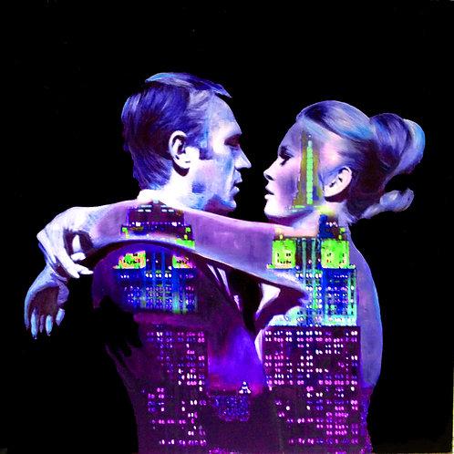 Steve McQueen & Faye