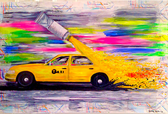 TUBE-ART TAXI