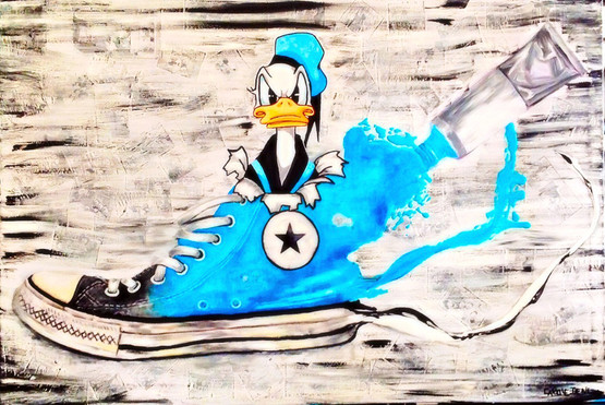 Art Tube Donald