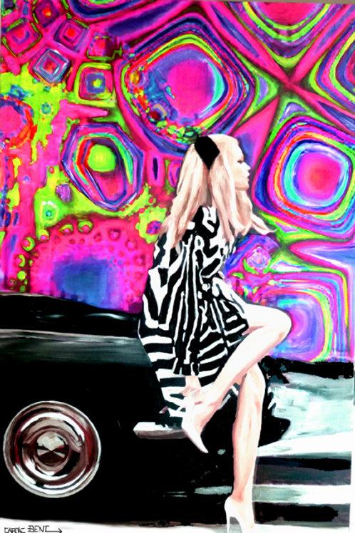 Claudia Schiffer Seventies