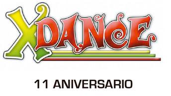 XDANCE 11 ANIVERSARIO