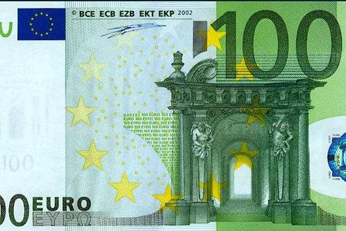 Billet de 100 EUR