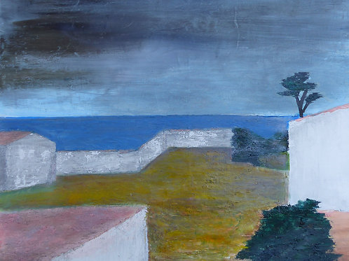 071 Ronan Le Meliner Noirmoutierl 72x92 cm