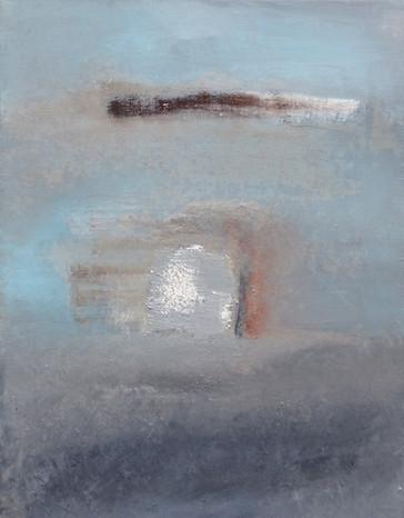 Ronan Le Meliner Ruine I 65x50 cm