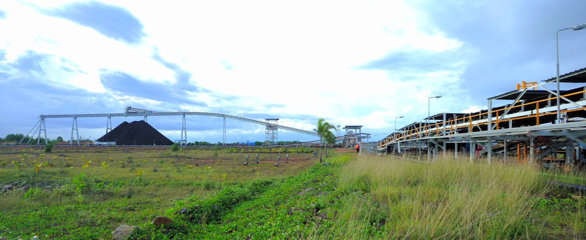 West Mulia Coal Preparation Plant