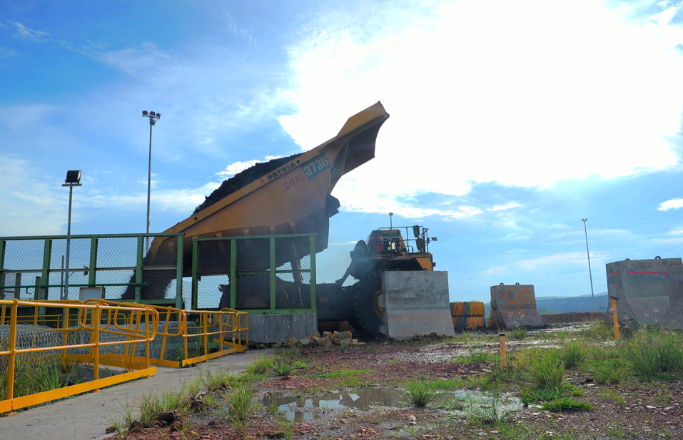 Coal Crusher Batubara, Sangatta
