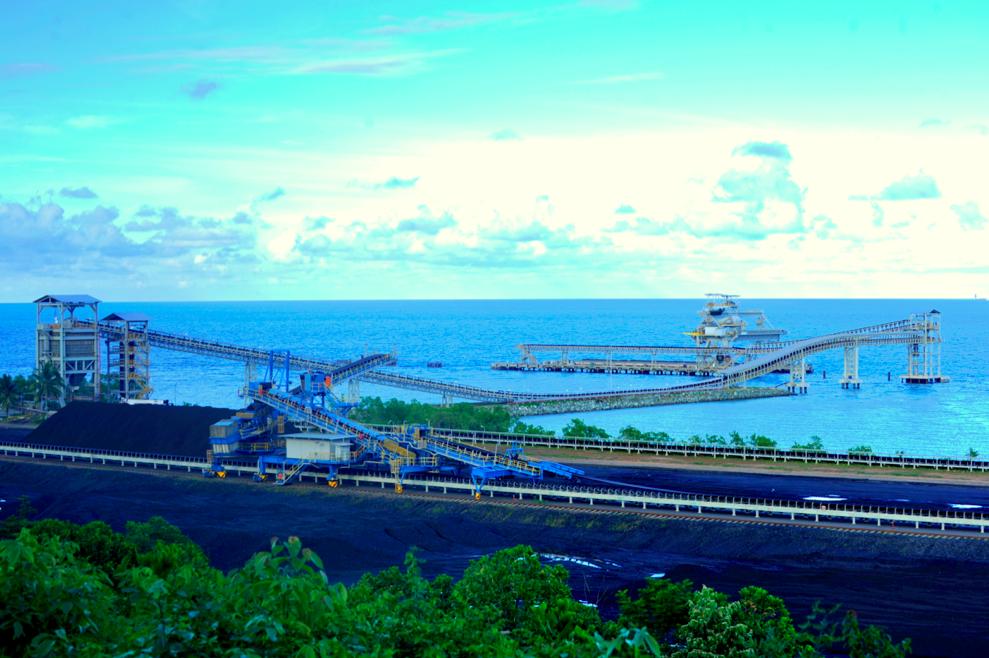 Continuous Barge Unloader North Pulau Laut Coal Terminal (CBU NPLCT)