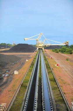 Tanjung Bara Coal Terminal