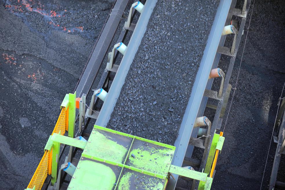 Overland Conveyor (OLC)
