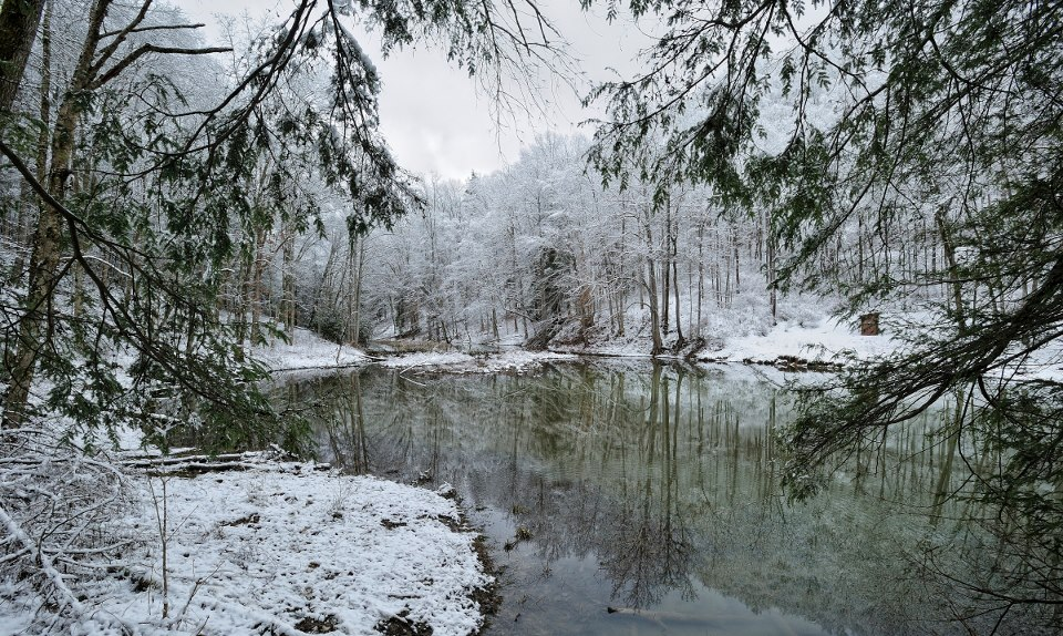 Berwind Lake