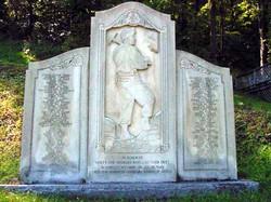 Bartley Mine Memorial 1940