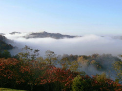 Clouds of a McDowell Morn