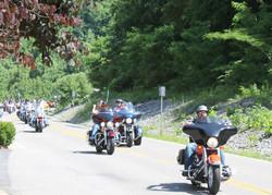 VFW Patriot Ride 2016