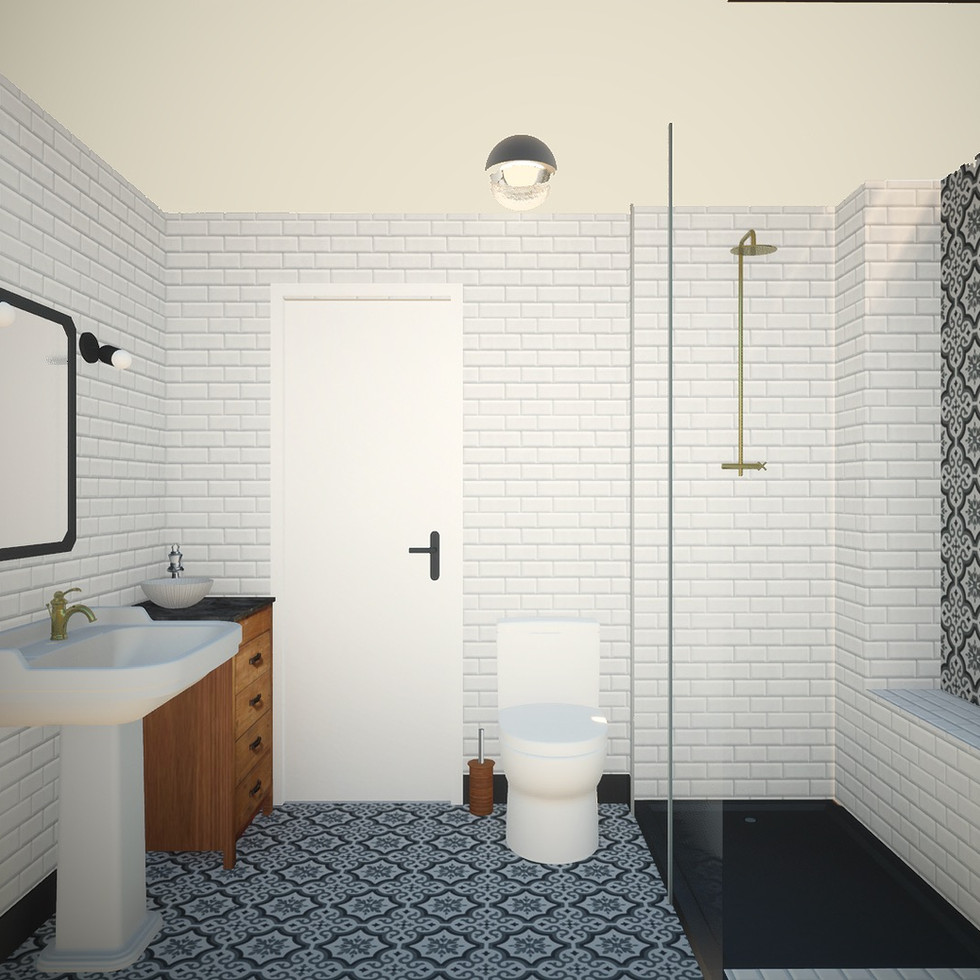Proposition décoration salle de bain