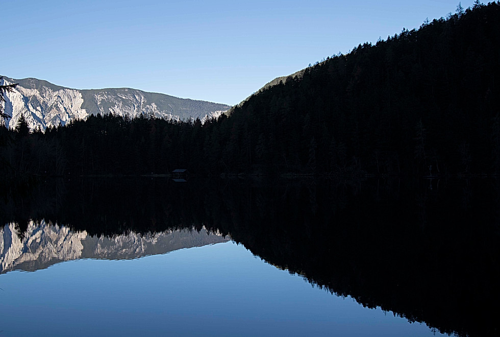 Piburger See, TirolPiburger See, Tirol