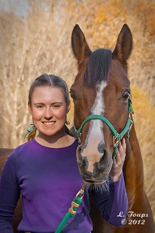 Endurance Rider Earns Full Scholarship to Georgia Tech