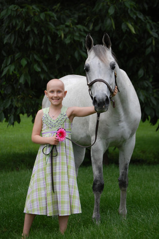 Tennessee Farm Offers Equine Oasis For Children Battling Life-Threatening Illnesses