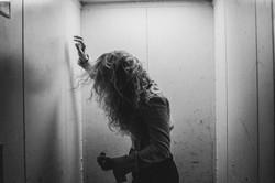 Maroquinerie backstage Anna Farrow singer