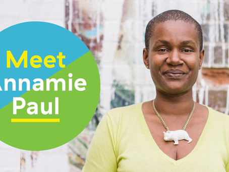 Green Party new leader Annamie Paul