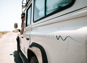 A roof tent or a van experience? The question before making that road trip we have been dreaming of