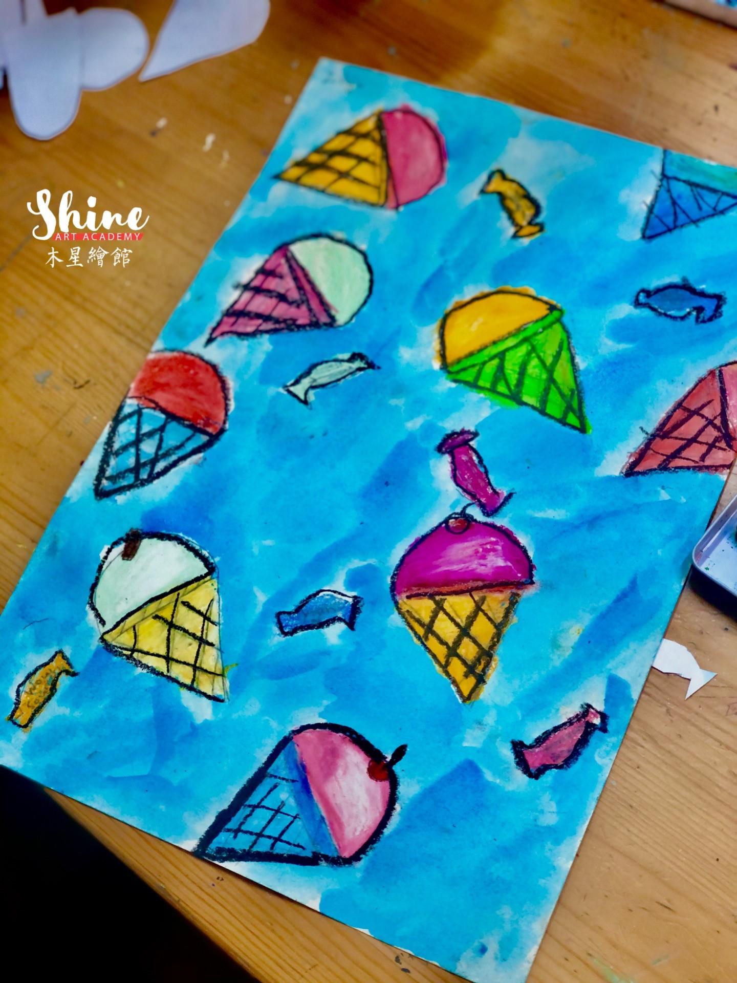 Junior Artist (5 - 7 y/o)