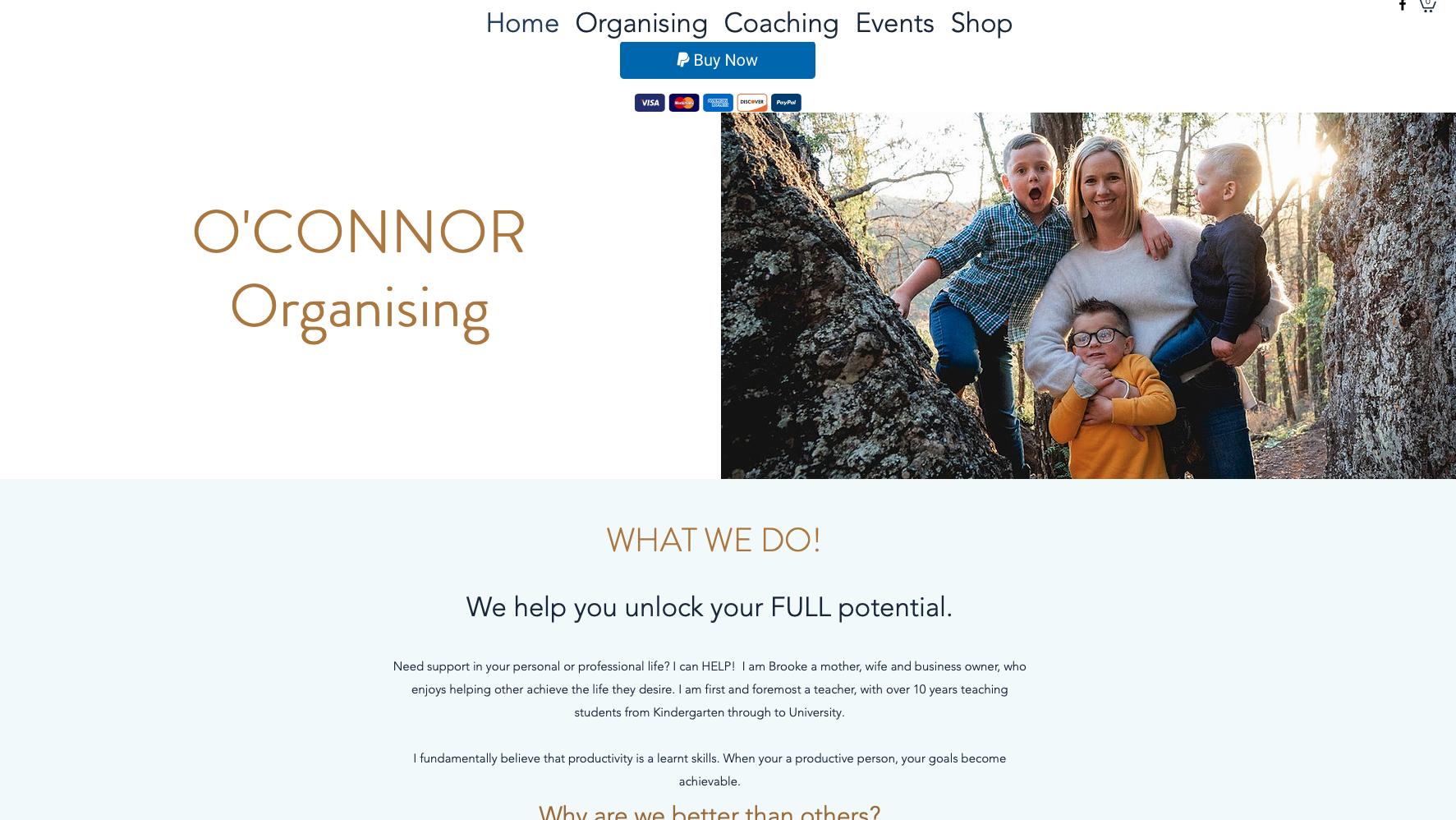 O'Connor Organising