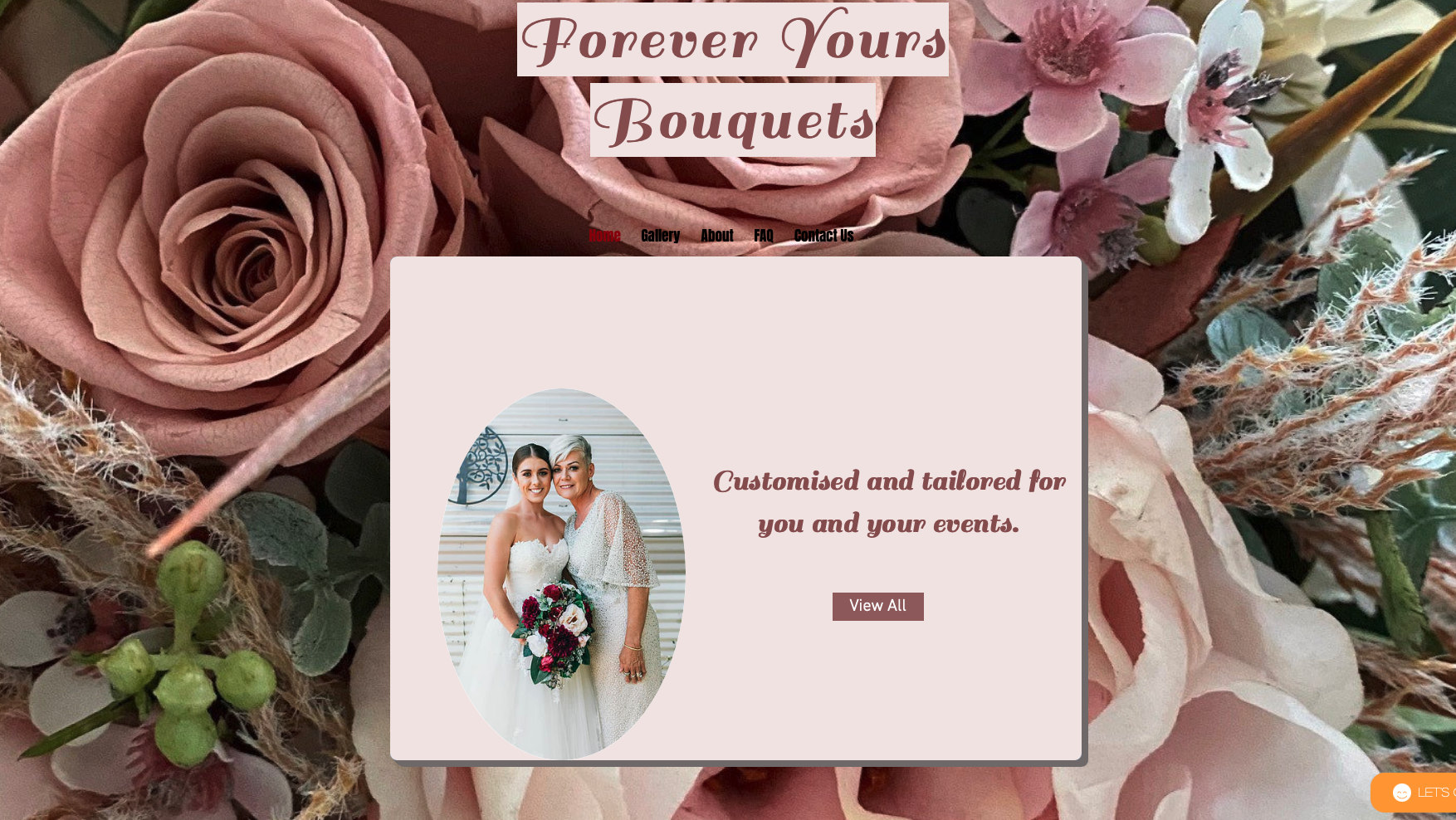 Forever Yours Bouquets